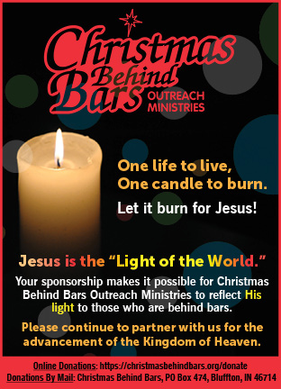 Burn Your Light For Jesus